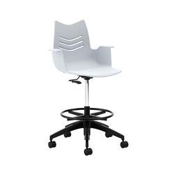 Essay Seating | Sillas de trabajo altas | National Office Furniture