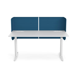 Tyde single tables | Scrivanie individuali | Vitra