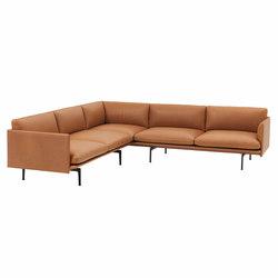 Outline Corner Sofa | Modular seating systems | Muuto