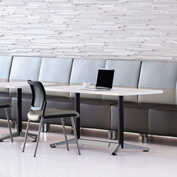 Footings Collaboratice Tables | Mesas contract | National Office Furniture