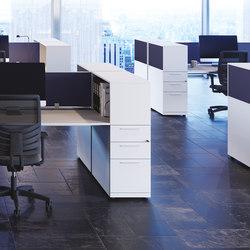 Pedestals | Cassettiere ufficio | FREZZA