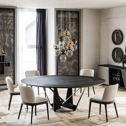 Skorpio Ker Wood | Dining tables | Cattelan Italia