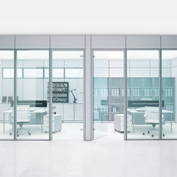 Areaplan Spazio-Modulo | Wall partition systems | FREZZA