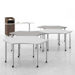 Manuever Collaborative Tables | Tables collectivités | National Office Furniture