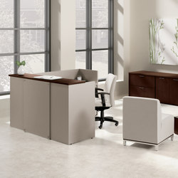 Renegade Desk | Comptoirs | National Office Furniture