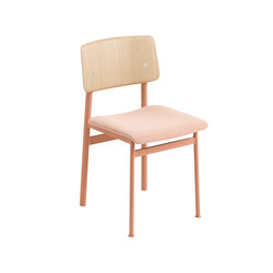 Loft chair | oak - dusty rose | Chaises | Muuto