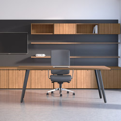 Tessera Desk | Escritorios | National Office Furniture