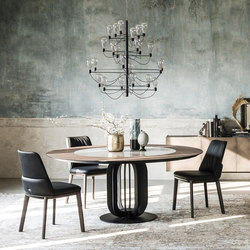 Soho Ker Wood | Dining tables | Cattelan Italia
