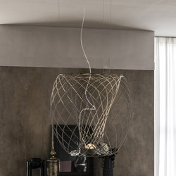 Twister | Suspended lights | Cattelan Italia