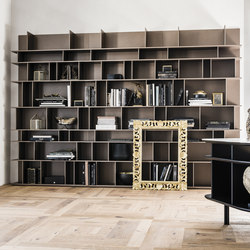 Wally | Shelving | Cattelan Italia
