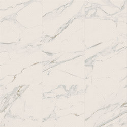 Motif Extra | Calacatta Gold Trama 60 Rett. | Carrelage céramique | Marca Corona