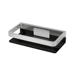 Creativa Handle with integral dish | Bath shelves | Bodenschatz