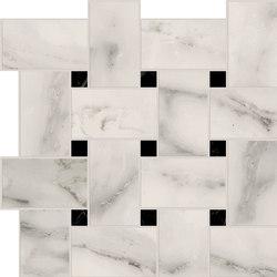 Motif Extra | Calacatta Silver Tess.Treccia Reflex | Ceramic tiles | Marca Corona