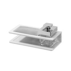 Creativa Soap dispenser and metal dish   Soap dispensers   Bodenschatz