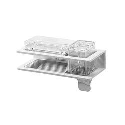 Creativa Soap dispenser, Savonnette with soap dish   Soap dispensers   Bodenschatz