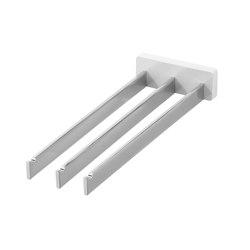 Creativa Towel holder, triple | Towel rails | Bodenschatz