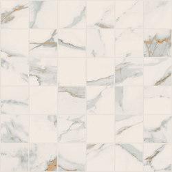 Motif Extra | Calacatta Gold Tess.Reflex | Ceramic tiles | Marca Corona