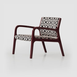 1293 armchair | Lounge chairs | Tecni Nova