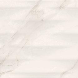 Motif Extra | Calacatta Gold 3D 25X75 | Ceramic tiles | Marca Corona