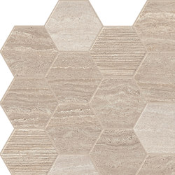 Motif Extra | Calacattabeige Hexagone Tessere | Ceramic tiles | Marca Corona