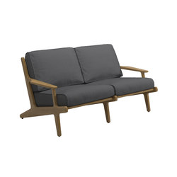 Bay 2-Seater Sofa | Canapés | Gloster Furniture GmbH