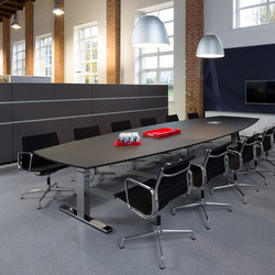 Winea Pro| Conference Table | Contract tables | WINI Büromöbel