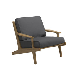 Bay Lounge Chair | Sillones | Gloster Furniture GmbH
