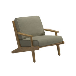 Bay Lounge Chair | Sessel | Gloster Furniture GmbH