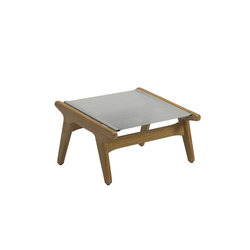 Bay Footstool   Poufs / Polsterhocker   Gloster Furniture GmbH