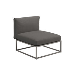 Cloud Centre Unit 75x75cm | Armchairs | Gloster Furniture GmbH