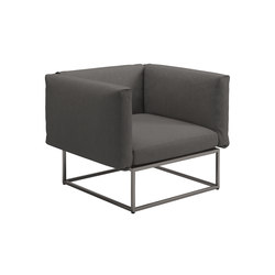 Cloud Lounge Chair | Sessel | Gloster Furniture GmbH