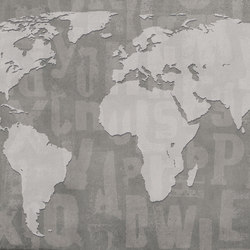 concrete | mondo | Quadri / Murales | N.O.W. Edizioni