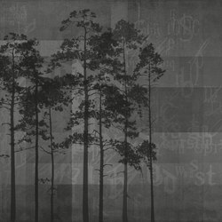 grunge | forest | Quadri / Murales | N.O.W. Edizioni