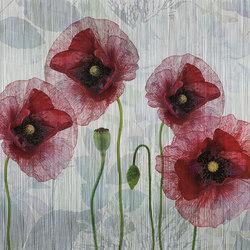 textile | papaver | Quadri / Murales | N.O.W. Edizioni