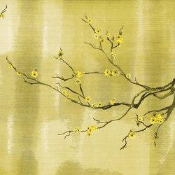 textile | sakura | Wall art / Murals | N.O.W. Edizioni