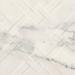 Motif | Calacatta Silver Trama Macro 20 | Baldosas de cerámica | Marca Corona