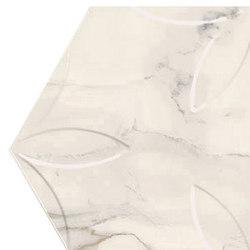 Motif | Calacatta Gold Trama Macro Esa | Ceramic tiles | Marca Corona