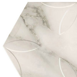 Motif | Calacatta Silver Trama Macro Esa | Ceramic tiles | Marca Corona