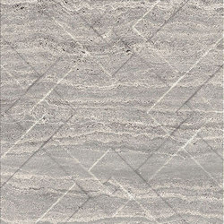 Motif | Travertino Silver Trama Macro 20 | Ceramic tiles | Marca Corona
