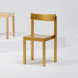 Primo Chair | MC14 | Sillas | Mattiazzi