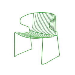 Bolonia Poltrona | Grass Green | Armchairs | iSimar