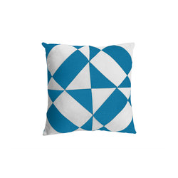 Cushions | Azulejos Azure/White | Cushions | EGO Paris