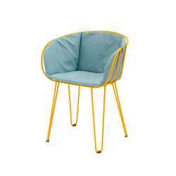Olivo Armchair upholstered | Chairs | iSimar