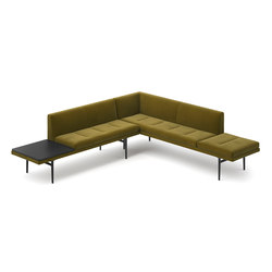 Parlez 70222|70543 | Waiting area benches | Keilhauer