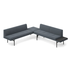 Parlez 70223|70226 | Waiting area benches | Keilhauer