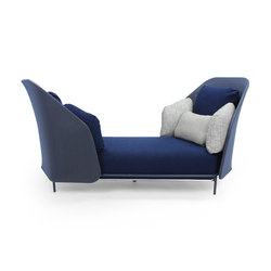 Hive | Meridian Right Conversation | Chaise longue | EGO Paris