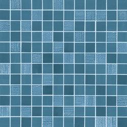 Desire | Blue Tessere | Ceramic tiles | Marca Corona