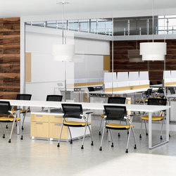 Epic Table | Mesas contract | National Office Furniture