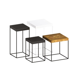 Slim up | Side tables | ZEUS