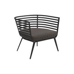 Vista Lounge Chair | Armchairs | Gloster Furniture GmbH